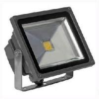 Buy cheap 120V 60w led exterior flood lighting fixtures Luminous Efficiency >1201m/W for Square product