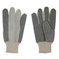 Buy cheap Plastic Dot Gloves product