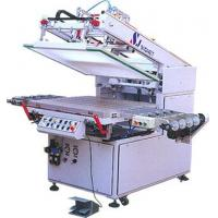 Buy cheap HIGH PRECISION FLAT BED SCREEN PRINTING MACHINESpecialized for PC board, with take-out devicefor hard board only product