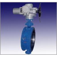 Buy cheap Electric valve Electric Hard Seal Butterfly Valve product
