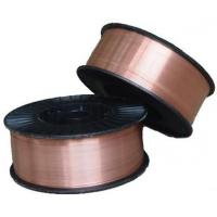 Buy cheap Copper and copper alloy weldin Gas-shielded welding wire product