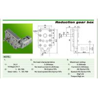 China Gear head motor on sale