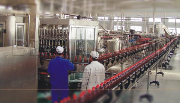 Quality Production line for juice or tea drink for sale