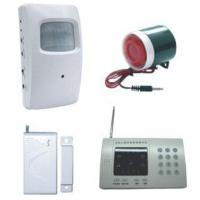 Buy cheap Wireless surveillance alarm system from Wholesalers