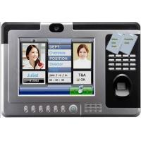 Fingerprint Multimedia Time Attendance Zks-T7