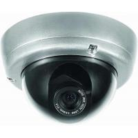 Vandalproof Dome Camera with Manual Zoom Auto Iris Lens