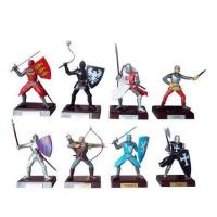 Buy cheap Mini Plastic Doll and Figurine English Medieval Warriors product