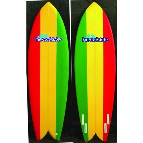 Fish surfboard pu surfboard quad fish of vvjieyang for Fish surfboards for sale
