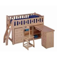 wooden loft beds with - quality wooden loft beds with for sale