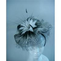 Buy cheap Sinamay fascinator with comb from Wholesalers