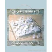 Buy cheap Sports&Games Glass Chess Set product