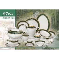 Buy cheap Cup and Saucer Home>> 97pcs dinner set product