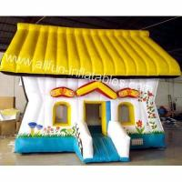 Buy cheap Inflatable Ball Pool/Bouncer/Castle/House/Building from Wholesalers