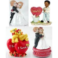 Buy cheap Polyresin Valentines Day Gifts (WK048) product
