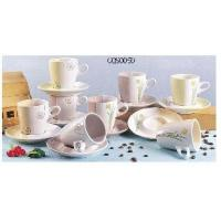 Buy cheap Ceramic Cups & Saucers (GQS0059) product