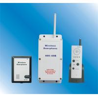 Buy cheap Wireless Audio Access System product