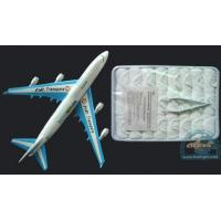 China hot and cold disposable cotton towel for airline.102 on sale