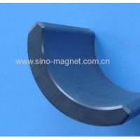 Buy cheap Ferrite Arc Magnets product