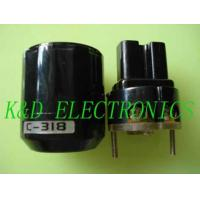 Buy cheap Power plug Power plug Item:C-318 from Wholesalers