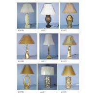 Buy cheap POLYRESIN LAMP product