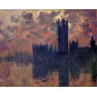 Buy cheap Impressionist(3830) Houses_of_Parliament,_Sunset_3 product