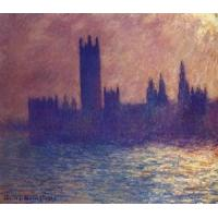 Buy cheap Impressionist(3830) Houses_of_Parliament,_Sunlight_Effect product