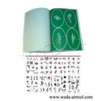 Buy cheap Airbrush Tattoo Stencil and Ink 3 product