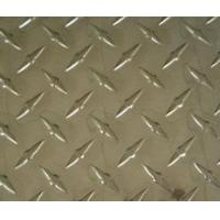 Buy cheap ALUMINUM TREAD PLATE Finger A (Polished)(LS-01) product