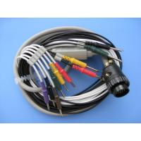 Buy cheap Anesial ventilator Accssories Berry P/N:BR-L-054Sensor Product Type:KANZ One-Piece Series EKG cable with leads product