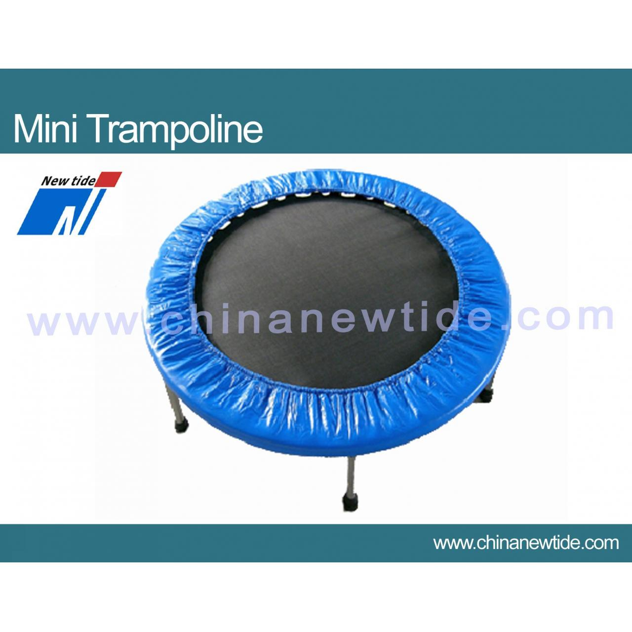 Buy cheap 36'' 2 Fold Mini Trampoline product