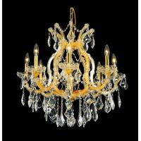 Buy cheap 8+1 Lights maria theresa crystal chandelier gold finish product