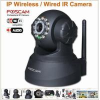 Buy cheap CCTV PRODUCTS CCTV WiFi Wireless IP Network WLAN IR P/T Camera product