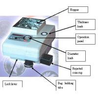Buy cheap COIN COUNTER WJD-0801 product