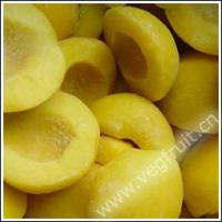 Buy cheap IQF Yellow Peach product