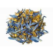 Buy cheap Lotus Dried Flowers  view Blue lotus dried flowers (Nymphaea caerulea) 1,000g. product