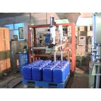 Buy cheap Liquid Filling System 25L Auto Pallet Jerry Can Filler with 2 heads Model MG-25P-2 product