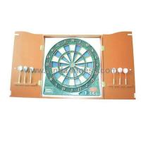 Buy cheap Dartboard Item No.XD-358BCLASSIFICATIONDartboardDESCRIPTIONELECTRONIC DARTBOAROPRODUCT SIZE :54.8*47.3*3CMSPE:1-16PLAYERS ,5LED DISPLAY ,27 STYLES198 EXCITING GAMES12 BRASS SOFT TIP DARTS 24 REPLACEMENT product