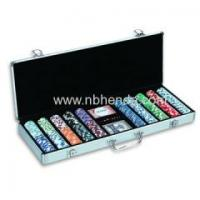 China Casino and Games Poker Chips HW-816B on sale