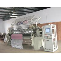 Quilting Products Section RPQ series Multi needle shuttle quilting machinery introduction