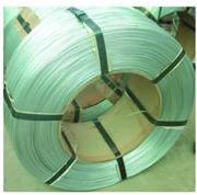 Buy cheap Hot dipped galvanized patented wire from Wholesalers