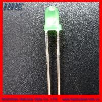 Buy cheap 3mm round led(3.0*5.3) green color product