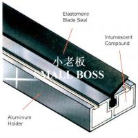 Buy cheap Intumescent Seal brown intumescent seal from Wholesalers