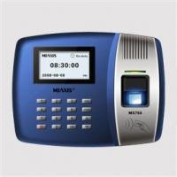 Buy cheap Fingerprint T&AMX750 Fingerprint Time Attendance from Wholesalers