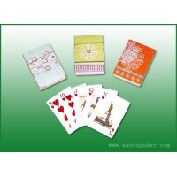 Buy cheap Jiangsu Santu Group Co., LtdPromotion PVC Playing Cards product