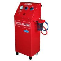 engine flush machine