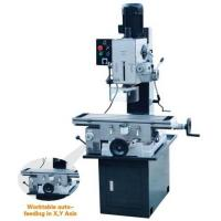 China Worktable Spindle Auto feeding Box type Gear head Drilling Milling Machine ZX7032A 1 7040A 1 7045A 1 on sale