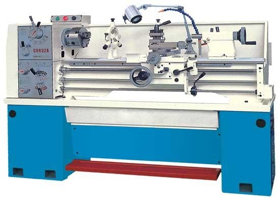 Quality Gear head Speed Precision Bench Lathe C0632A C0636A Lathe for sale