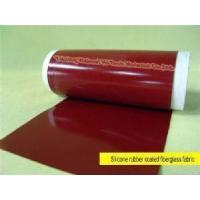 Buy cheap High temperature resistant silicone fabric product