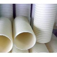 Buy cheap UPVC Double-wall Corrugated Pipe product