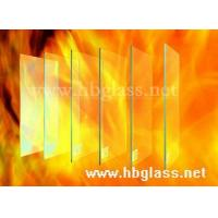 Products:Single-layer Fire Resistant Glass(BS476 Part22:1987)